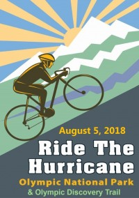 Ride the Hurricane - August 5 - Early Registration - Product Image